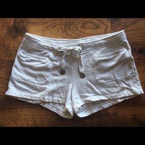 Tory Burch lounge sweat shorts medium comfy!
